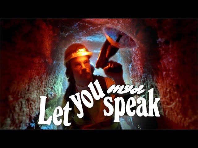 Myd - Let You Speak (Official Video)