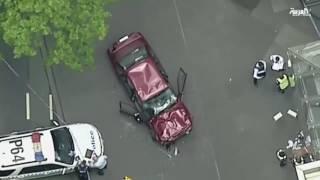 مقتل 3 وإصابة 20 بعد دهس سيارة لمشاة في ملبورن