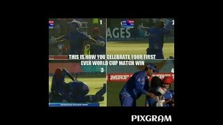 Afghanistan cricket song 2016