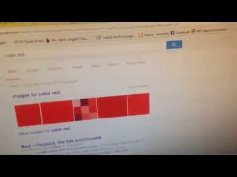 Color Red Youtube