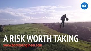 'A Risk Worth Taking' - Richard Browning is Born to Engineer