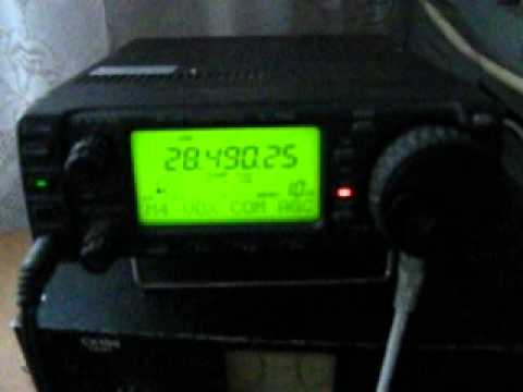 30/01/2013 qso on