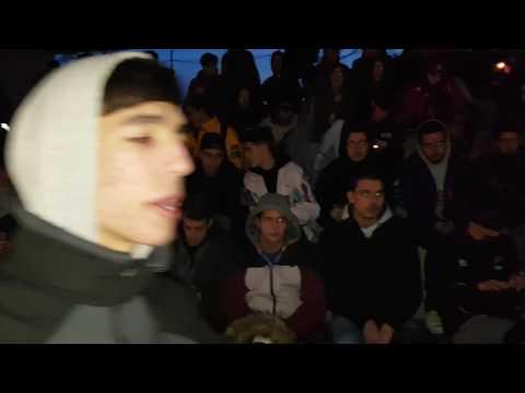 Rodriguez vs Alfre Clasificatoria General Rap Octavos