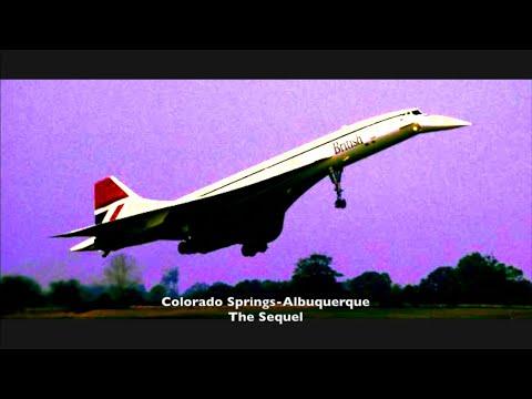 GeoFS: Albuquerque to Colorado Springs: the sequel