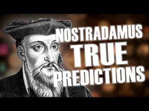 10 Nostradamus True Predictions