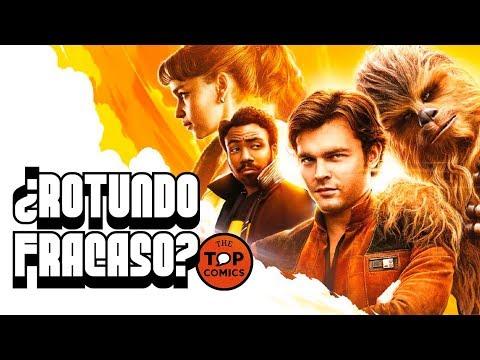 ¿El inminente fracaso de Han Solo?