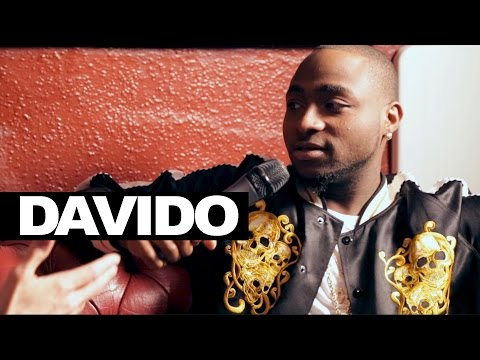 Davido on exclusive album collabs - Young Thug, Rae Sremmurd, Giggs