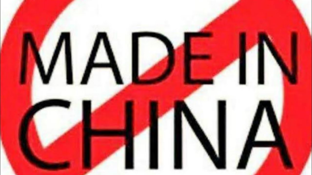 Boycott China ! why is this so important? - YouTube