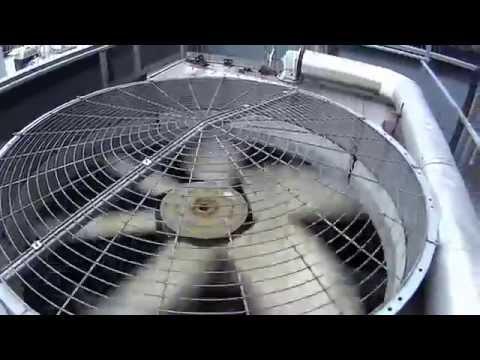 Marley Cooling Tower | Test Run | HVAC