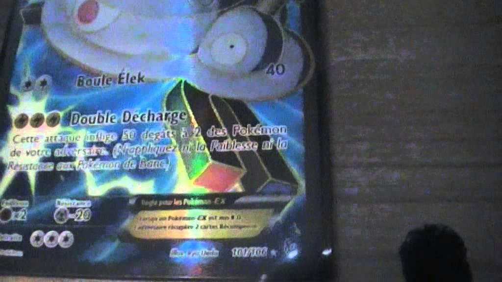 Louka presente ses cartes pokemon youtube - Louka pokemon ...