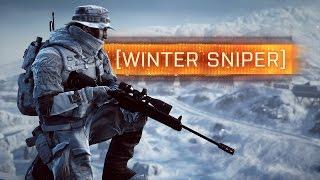 ► Winter Sniper! - Battlefield 4