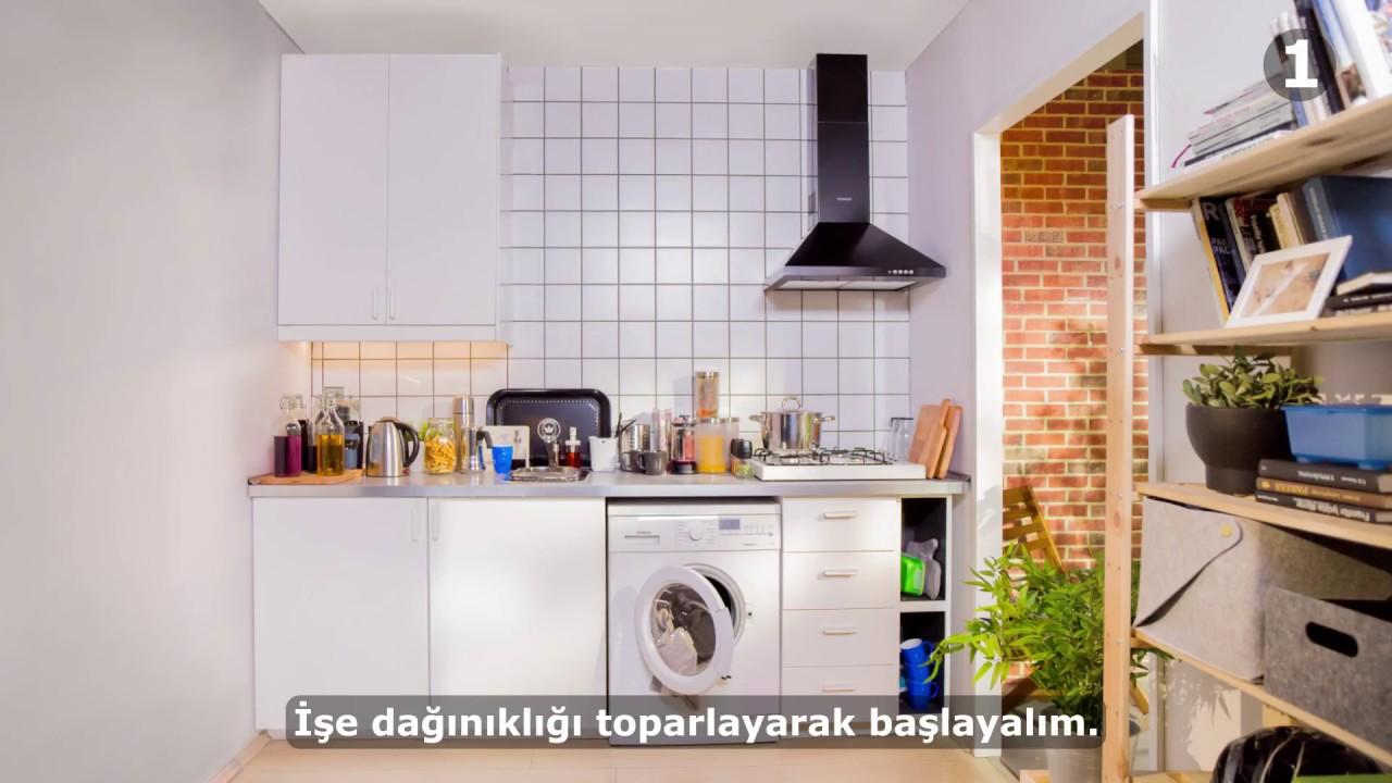 Küçük Mutfak Eşyaları Nasıl Temizlenir