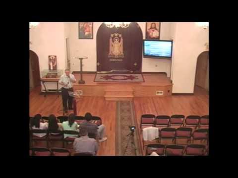 CMANA Sanctity of Life - Talk Three