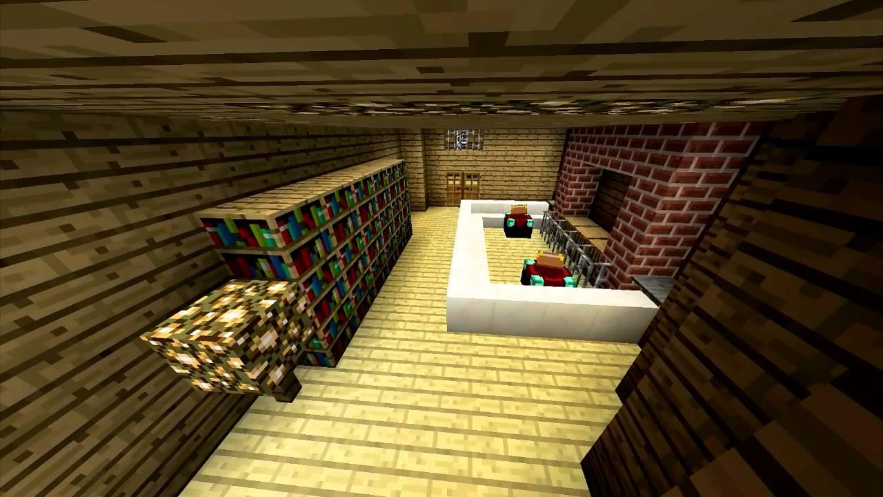 minecraft sustainable house - youtube