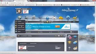 Airline Manager (Part 1 ) en Francais