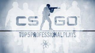 Hazard Cinema Top 5 Professional CS:GO Plays :: Episode 2