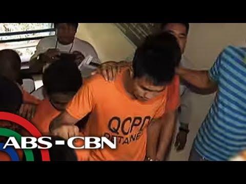 TV Patrol: 5 miyembro ng 'termite gang' na umatake sa isang bangko sa QC, arestado