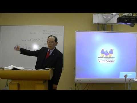 웨스트민스터 신앙 고백서(WCF) - 11/12/13