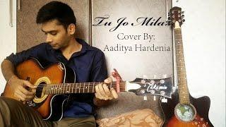 TU JO MILA | Dekhna na mudke | Bajrangi Bhaijan | Guitar cover