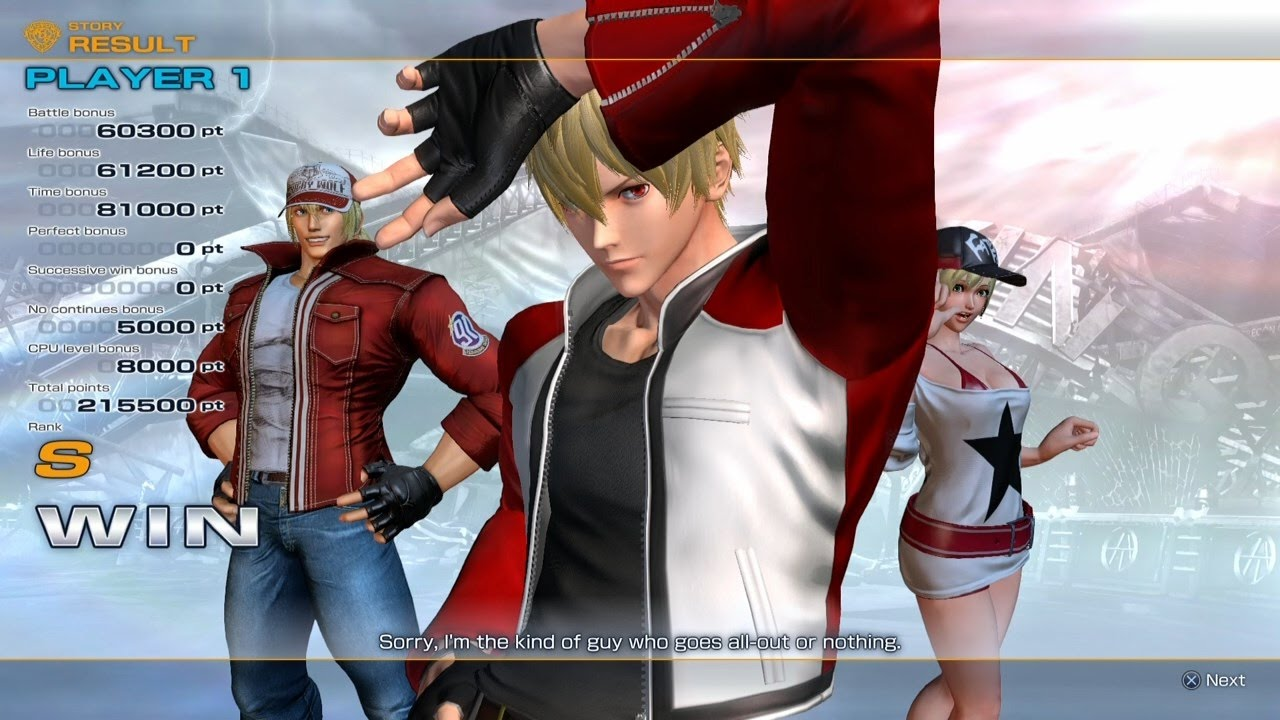 The King Of Fighters Xiv Ver 2 0 Rock Howard Terry Bogard Alice Garnet Nakata Arcade Playthrough Youtube Mark of the wolves, and previously appeared in the maximum impact games as well. the king of fighters xiv ver 2 0 rock howard terry bogard alice garnet nakata arcade playthrough