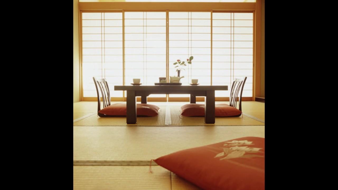Desain Ruang Tamu Minimalis Ala Jepang Modern  YouTube