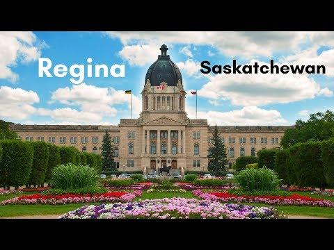 Cum este in Regina, Saskatchewan?   Excursie Canada Ep. 5