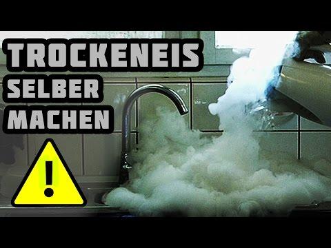 TROCKENEIS SELBER MACHEN !!! TROCKENEIS in der KÜCHE !!!
