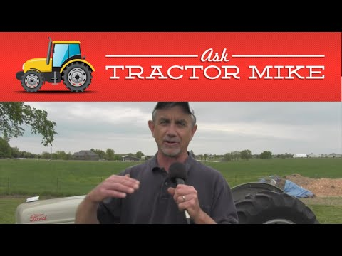How Does an 8N Ford Stack Up With Modern Tractors?