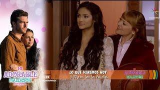Mi adorable maldición | Avance 24 de febrero | Hoy - Televisa