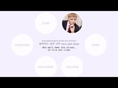 HALO(헤일로)- Feel So Good (느낌이 좋아) ENG/KOR/ROM