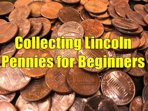 Beginner's Guide To Collecting Lincoln Memorial Pennies - Important Tips For New Collectors