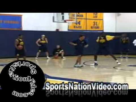 Tom Crean: Game Action Basketball Drills