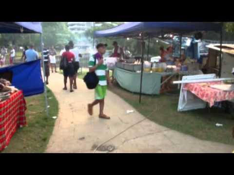 Seychelles Bazars (in Beau Vallon and Victoria), Mahe, Seychelles