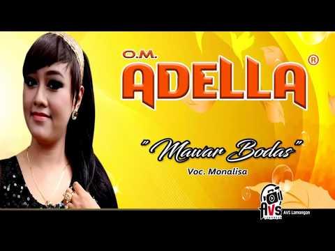 MONALISA - MAWAR BODAS  OM ADELLA LIVE