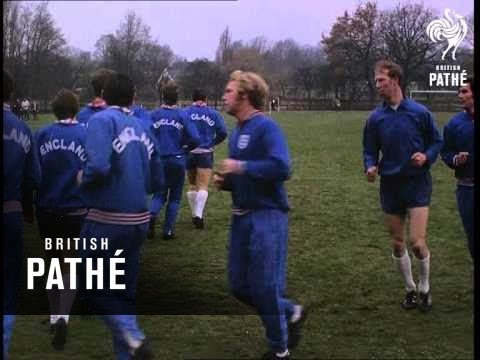 England In Training (1970)