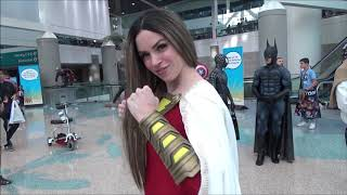 Los Angeles Comic Con 2019 Cosplay Music Video