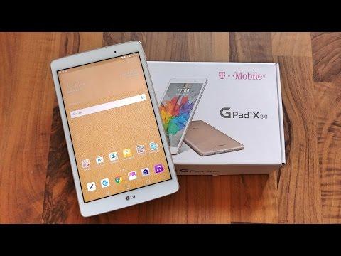 LG G Pad II 8 0 Video clips - PhoneArena