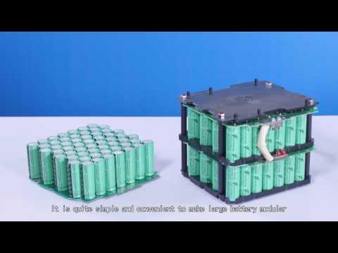 Factory Video - HUNAN HUAHUI NEW ENERGY CO.,LTD