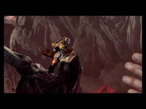 Random Gameplay #12. God of War III (SCE Santa Monica Studio)