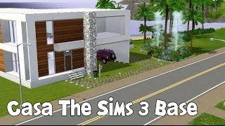 The Sims 3   Construindo uma Casa com a Base
