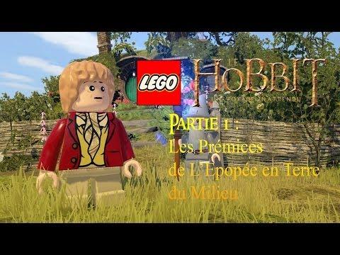 Lego - Le Hobbit : Un Voyage Inattendu - Partie 1 : Les Prémices de l'Epopée en Terre du Milieu poster