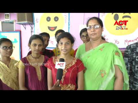 Sai Millennium E.M. High School || AP 10th Results 2019 || ACT24X7HDNEWS