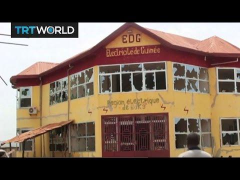 Money Talks: Social injustice in Guinea