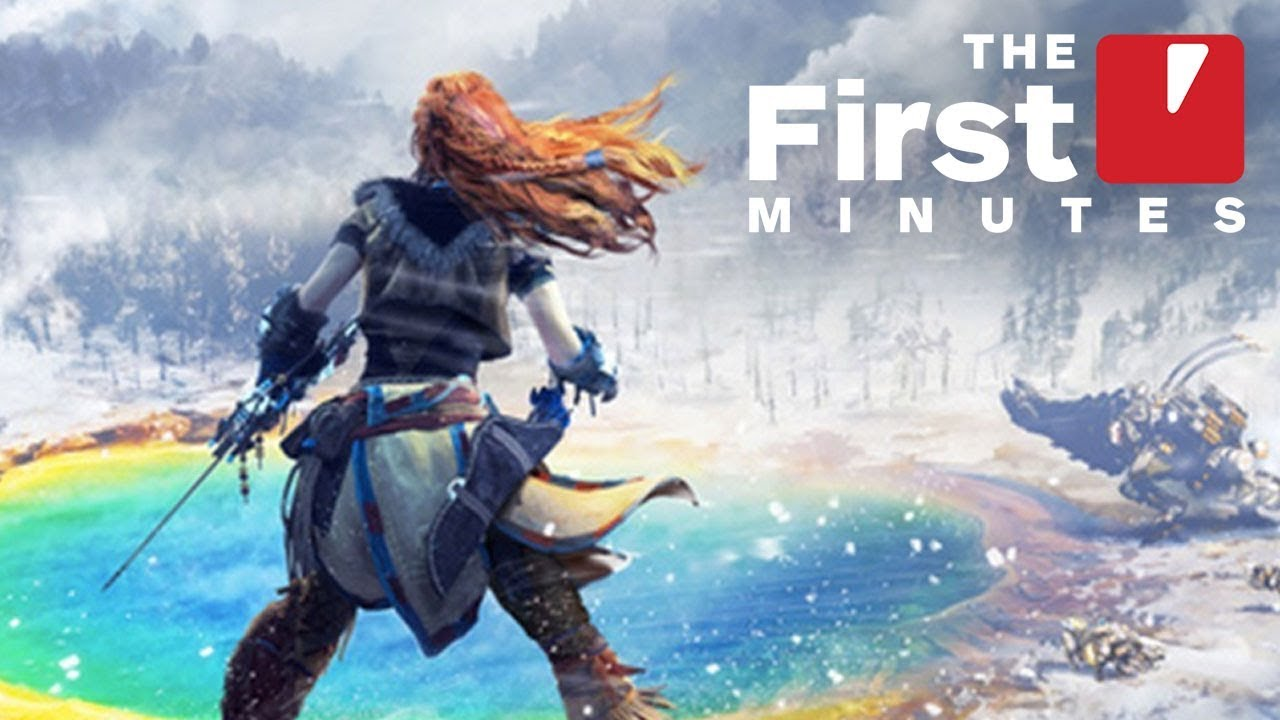 The First 15 Minutes of Horizon Zero Dawn: The Frozen Wilds
