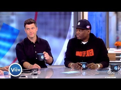 Download Youtube: Colin Jost & Michael Che (Weekend Update) - TRUMP Like