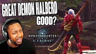 MHW Iceborne LS Build ∙ Does Masters Touch Make Great Demon Halberd Viable? [Ruiner Nergigante]