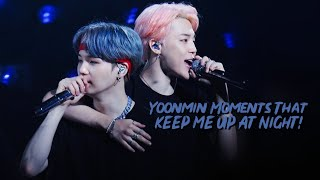YOONMIN MOMENTS THAT KEEP ME UP AT NIGHT!
