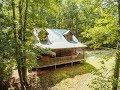 "Larkin Cabins, ""Dancing Bear"" Vacation Rental Franklin NC"