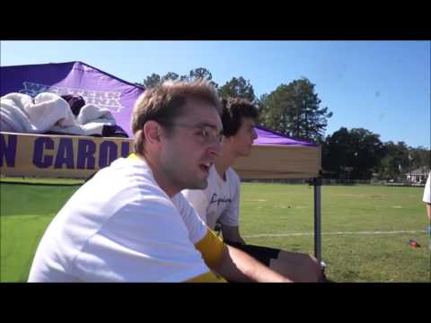 Western Carolina University Ultimate at Brave Ultimate Open 2015