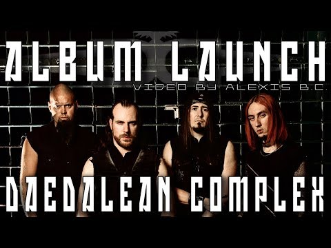 DAEDALEAN COMPLEX - After the Fall - ALBUM LAUNCH RECAP